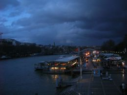 View at night, Mahesh Mane - April 2010