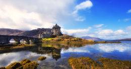 Eilean Donan Castle , Agelos Zias - April 2015