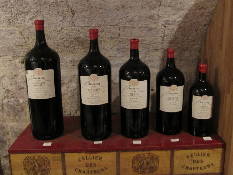 Ever Increasing Bottles - Bordeaux - Bordeaux