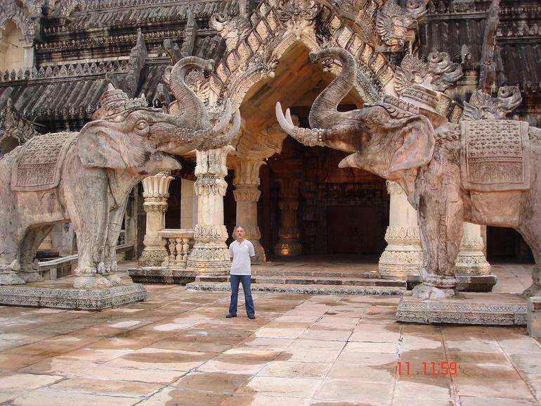 Fantasea show entrance - Phuket