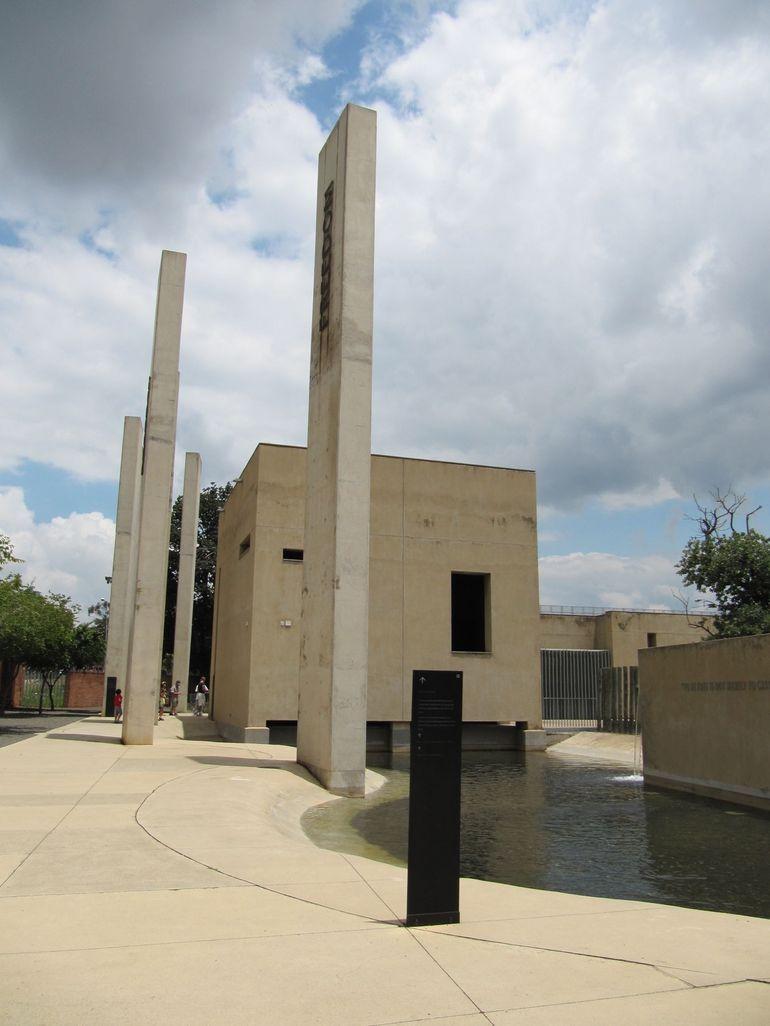 Freedom Monument, Apartheid Museum - Johannesburg