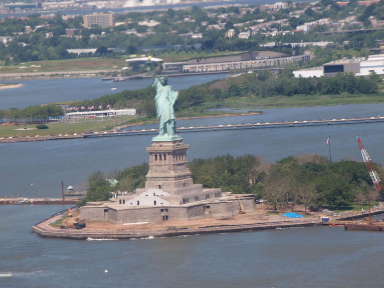 Frihedsgudinden - New York City