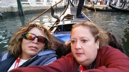 Victoria Fernandez and Valentina Botes , victoria f - November 2014