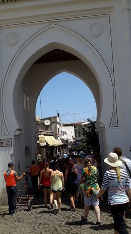 El arte islámico marroquí está presente en todas partes , EUSEBIO A - July 2016