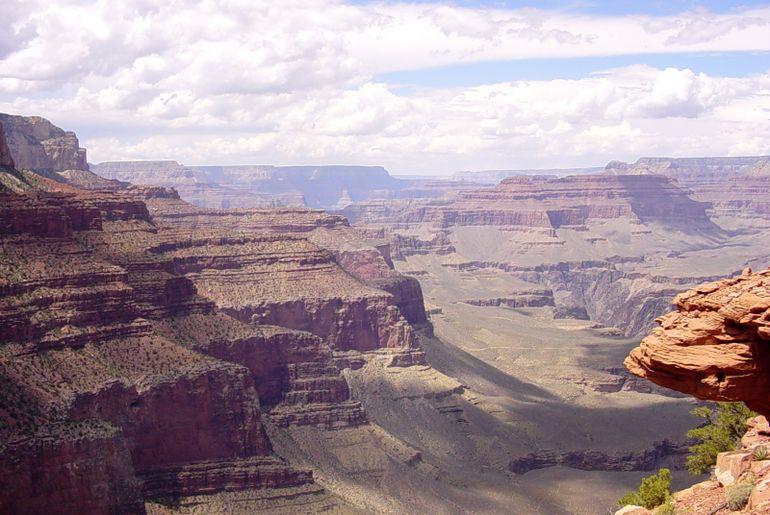 Grand Canyon view - Las Vegas