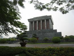 HCM Mausoleum, Patricia P - July 2015
