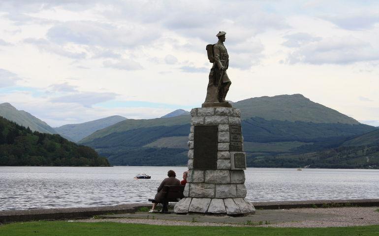 Loch Fyne, Inveraray - Edinburgh