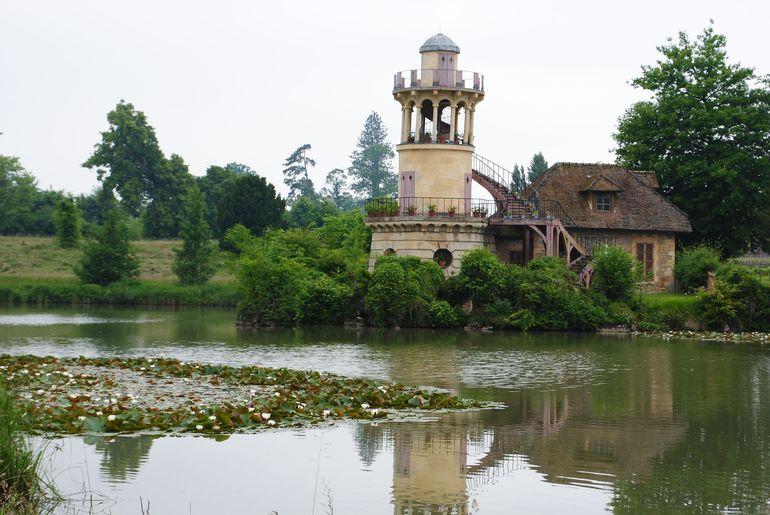 Marie Antoinette's farm - Versailles