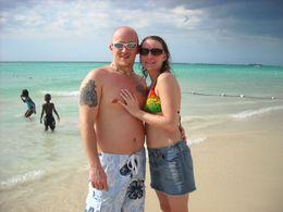Negril beach - November 2011