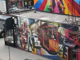 NYC Street Art, Patricia P - July 2015