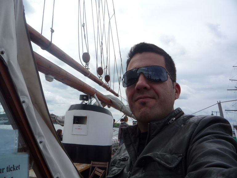 p3ter @ Oslo Mini cruise - Oslo