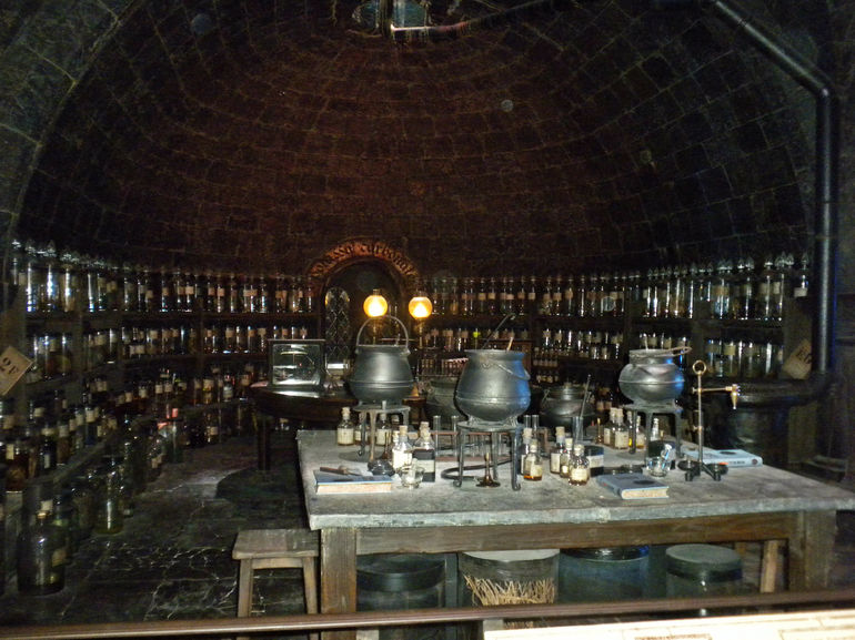 Potions Classroom - London