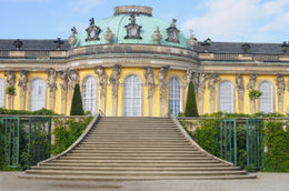 Sanssouci Palace - May 2011