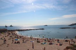 short visit Antibes , Lena - August 2014