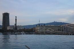 Barcelona port, SCV - January 2013