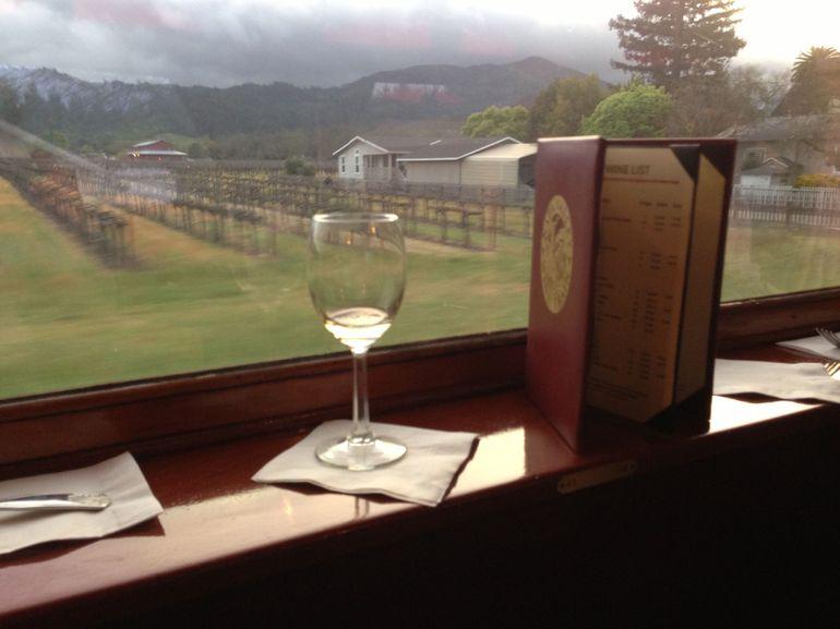 Wine and views - Napa & Sonoma