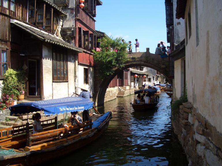 Zhouzhuang - Shanghai