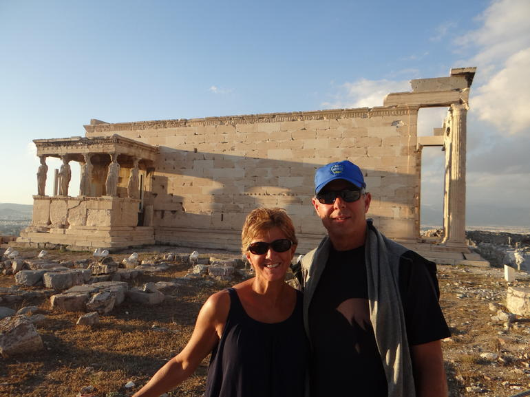 Skip the Line: Acropolis of Athens Afternoon Walking Tour