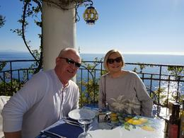 Our stop for lunch amazing views and wonderful food/wine thank you Rosario , Elizabeth G - January 2018