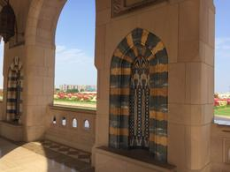 Sultan Qaboos Grand Mosque , Elmarie - January 2018