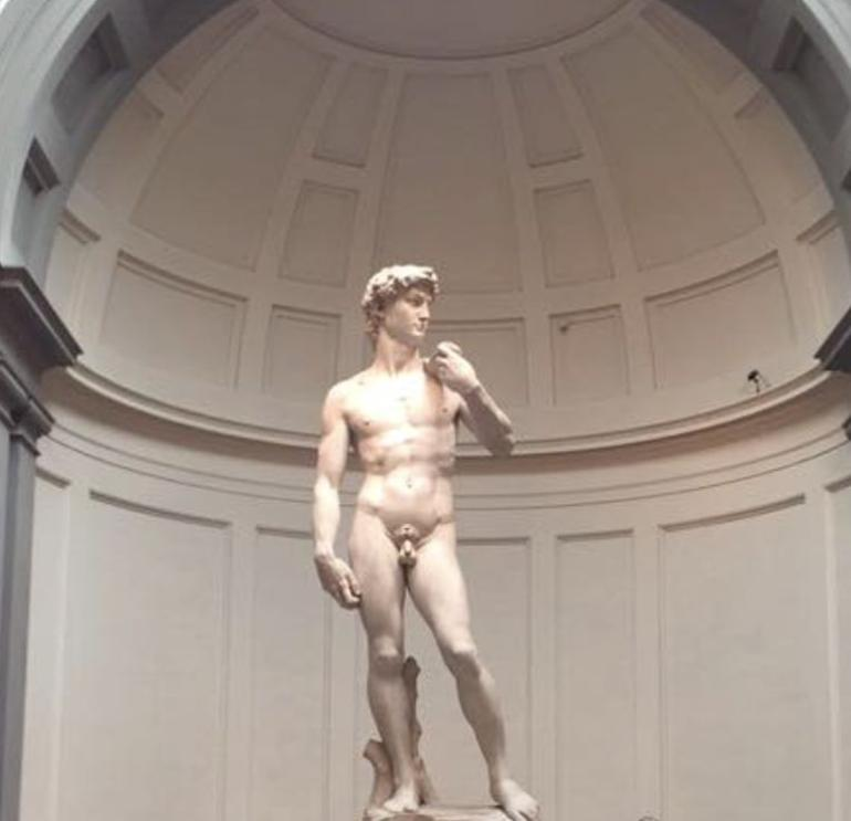 Skip the Line: Florence Accademia and Uffizi Gallery Small Group Tour photo 13