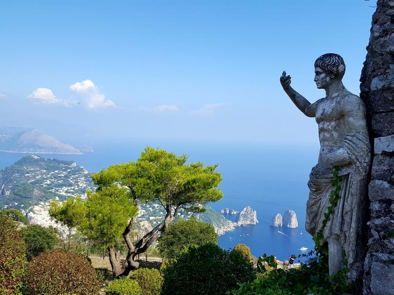3-Day South Italy Tour from Rome: Fall in Love with Pompeii, Sorrento and Capri photo 28