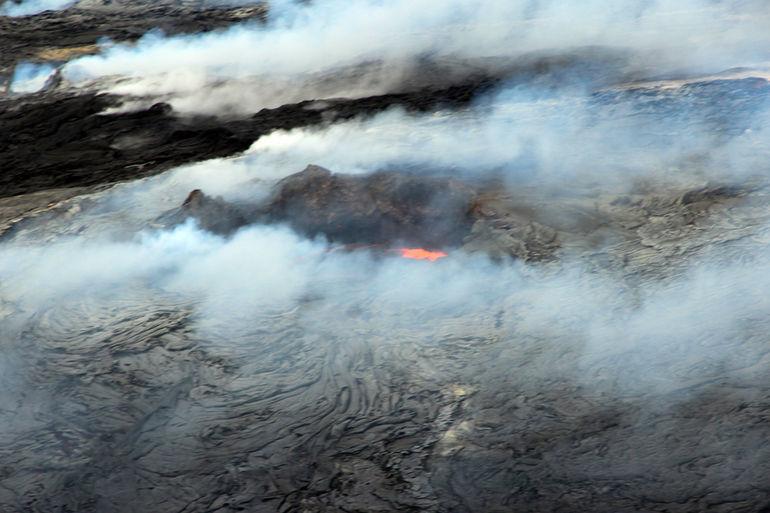 50-Minute Open-Door Volcanoes Helicopter Flight - Big Island of Hawaii