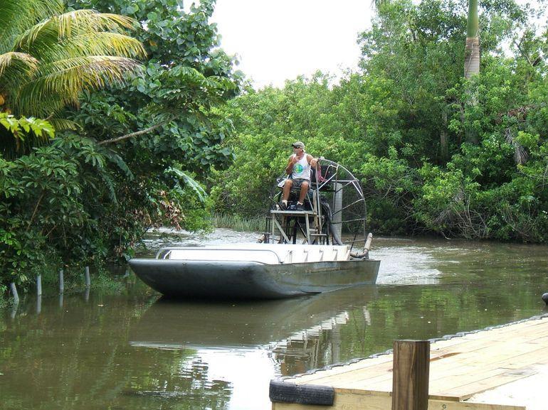 Air Boats - Orlando
