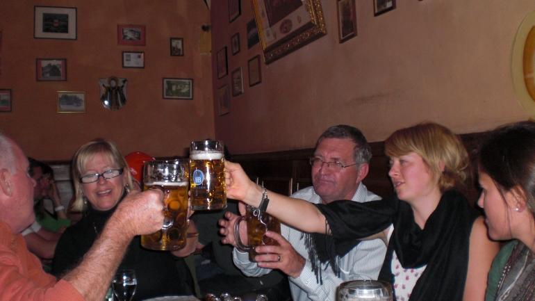 Bavarian Beer and Food Evening Tour in Munich - Munich