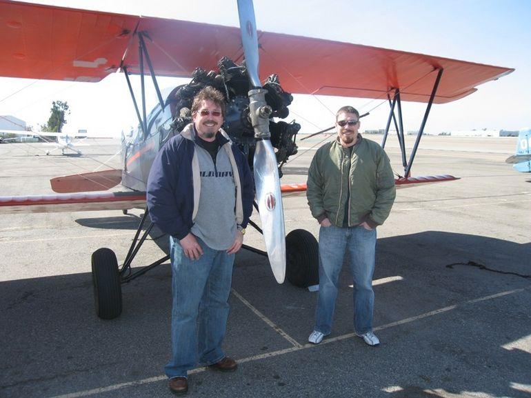Biplane Tour, San Diego - San Diego