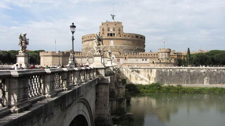 Castel Sant Angelo - Rome