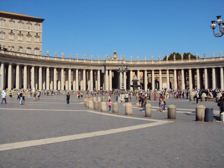 crazy line up - Rome