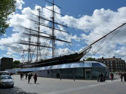 Le Cutty Sark à Greenwich , Claude D - May 2015