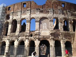 Colosseum , Mr Pierre G - October 2014