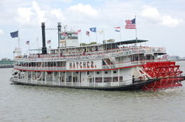 Steamboat Natchez , Janet L D - June 2012