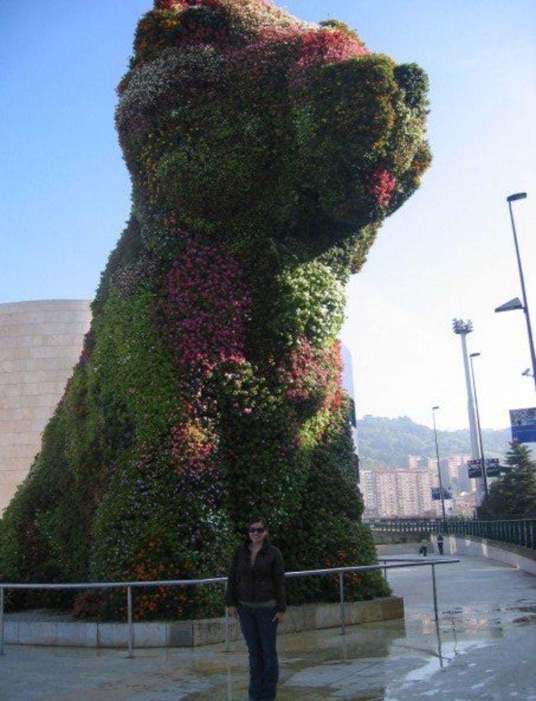 Flower Puppy - Bilbao