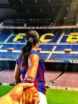 FollowMeTo FC Barcelona Stadium , cedesfix - August 2016