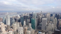 En haut de l'Empire State Building , annie t - April 2013