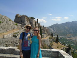 My boyfriend and I in Meereen. , Lucy C - August 2016
