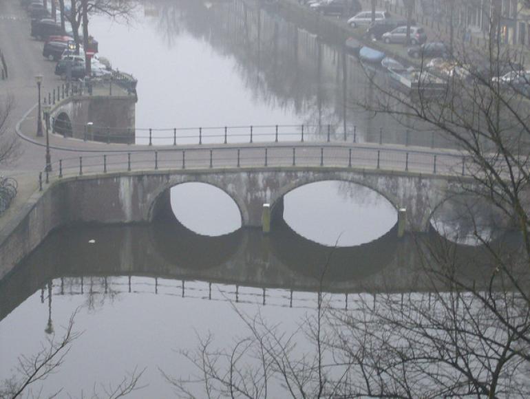 Kaisersgracht Bridge - Amsterdam
