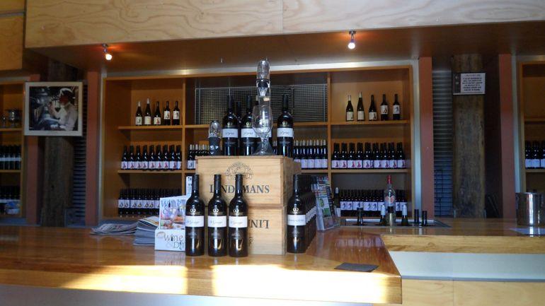 Lindeman's Tasting Counter - Sydney