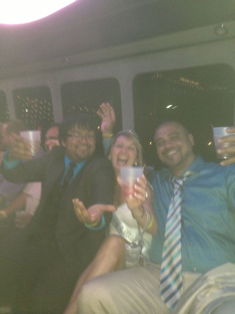 Party bus!!! - Las Vegas