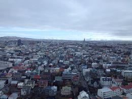 View of Reykjavik from the helicopter , Justyna B - July 2016