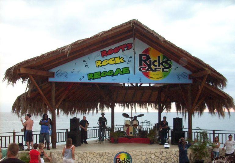 Rick's Cafe, Negril - Montego Bay