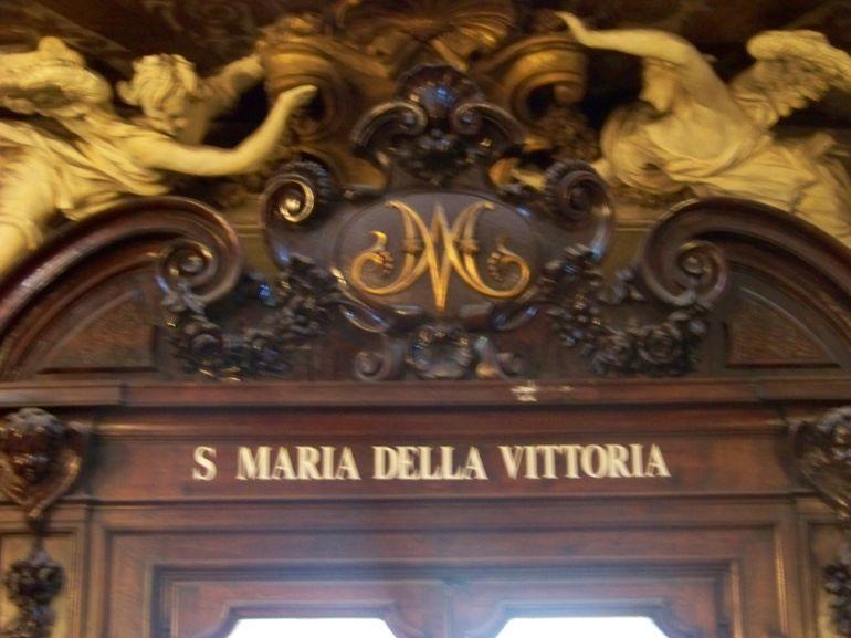 San Maria Della Vittoria - Rome