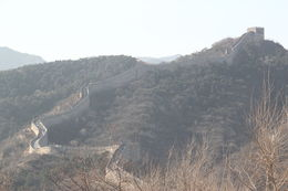 At Badaling, JennyC - December 2013