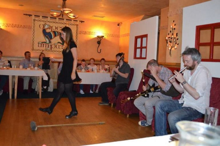 The Irish House Party Dinner and Show Dublin photo 30