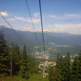 Make sure to do the peak to peak trip in Whistler....the views from the mountaintops are unforgettable! , maple1leafs - August 2014