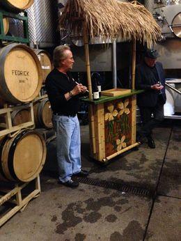 Wine trivia as we taste, Trina Tron - December 2014