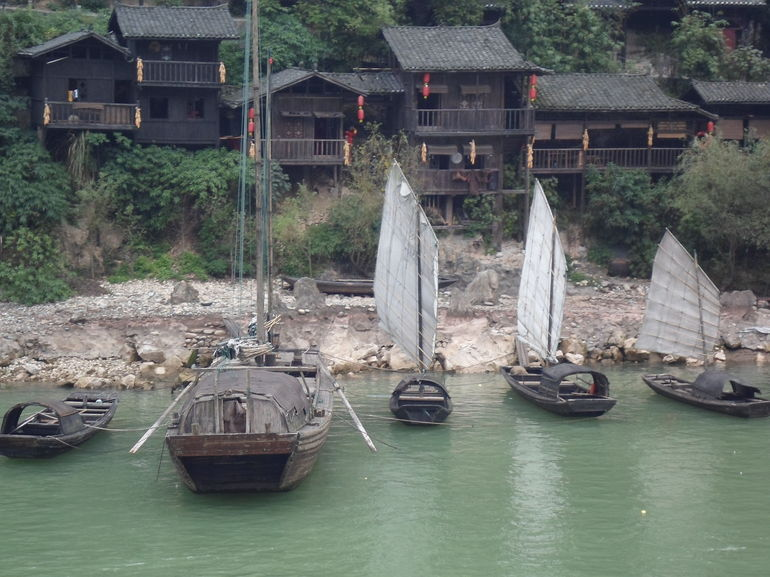 Xiling Gorge - Yangtze River